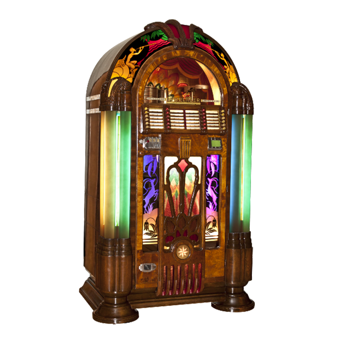 Wurlitzer up to 950