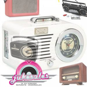 Retro radio / cassette