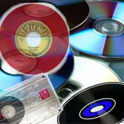 CD,s Vinyl Tapes